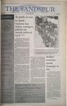Sandspur, Vol 98, No 06, October 16, 1991 by Rollins College