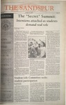 Sandspur, Vol 98 No 07, October 30, 1991 by Rollins College