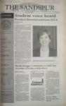 Sandspur, Vol 98 No 08, November 6, 1991