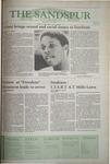 Sandspur, Vol 98 No 10, November 20, 1991 by Rollins College