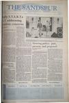 Sandspur, Vol 98 No 11, November 27, 1991 by Rollins College