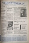 Sandspur, Vol 98 No 15, January 29, 1992 by Rollins College