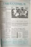 Sandspur, Vol 98 No 23, April 15, 1992 by Rollins College