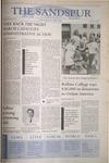 Sandspur, Vol 98 No 25, April 29, 1992 by Rollins College