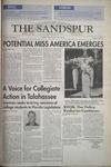 Sandspur, Vol 99 No 02, August 5, 1992 by Rollins College