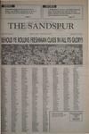 Sandspur, Vol 99 No 04, September 9, 1992