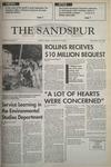 Sandspur, Vol 99, No 07, September 30, 1992 by Rollins College