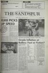 Sandspur, Vol 99 No 08, October 7, 1992 by Rollins College