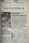 Sandspur, Vol 99 No 10, October 21, 1992