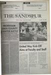 Sandspur, Vol 99, No 11, October 28, 1992