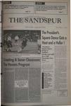 Sandspur, Vol 99 No 13, November 11, 1992