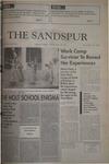 Sandspur, Vol 99 No 14, November 18, 1992 by Rollins College