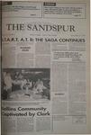 Sandspur, Vol 99 No 15, November 25, 1992