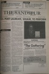 Sandspur, Vol 99 No 17, January 13, 1993 by Rollins College
