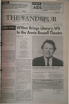 Sandspur, Vol 99 No 18, January 20, 1993