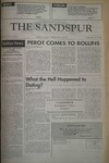 Sandspur, Vol 99 No 21, February 17, 1993 by Rollins College