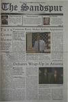 Sandspur, Vol 111, No 08, October 22, 2004