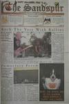 Sandspur, Vol 111, No 09, October 29, 2004 by Rollins College