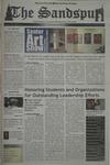 Sandspur, Vol 111, No 25, April 29, 2005