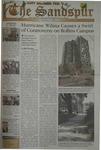 Sandspur, Vol 112, No 10, October 28, 2005