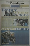 Sandspur, Vol 113, No 08, October 16, 2006