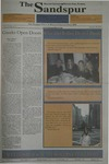 Sandspur, Vol 113, No 15, January 29, 2007