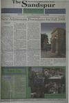 Sandspur, Vol 113, No 27, April 30, 2007
