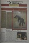Sandspur, Vol 114, No 04, October 08, 2007
