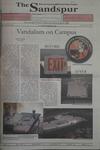 Sandspur, Vol 114, No 05, October 15, 2007