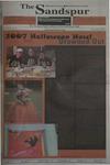 Sandspur, Vol 114, No 07, November 05, 2007 by Rollins College
