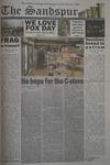 Sandspur, Vol 114, No 21, April 11, 2008