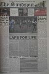 Sandspur, Vol 114, No 22, April 18, 2008