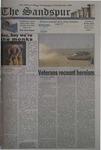 Sandspur, Vol 115, No 07, October 10, 2008