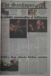 Sandspur, Vol 115, No 08, October 17, 2008 by Rollins College