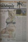Sandspur, Vol 116, No 20, March 26, 2010