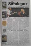 Sandspur, Vol 118, No 06, November 03, 2011