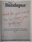 Sandspur, Vol 119, No 03, September 20, 2012