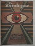 Sandspur, Vol 119, No 05, October 18, 2012