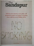 Sandspur, Vol 119, No 07, November 01, 2012