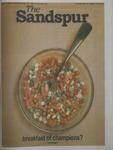 Sandspur, Vol 119, No 09, November 29, 2012 by Rollins College