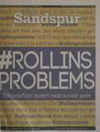 Sandspur, Vol 120, Orientation, August 21, 2013 by Rollins College