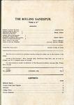 Sandspur, Vol. 17, No. 05, October 1912 by Rollins College