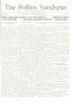 Sandspur, Vol. 19, No. 25, March 31, 1917