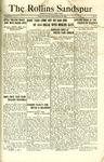 Sandspur, Vol. 28, No. 08, November 12, 1924