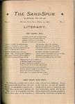Sandspur, Vol. 02, No. 02, March 25, 1896 by Rollins College