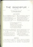 Sandspur, Vol. 03, No. 03, May 21, 1897 by Rollins College