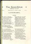 Sandspur, Vol. 04, No. 02, March 20, 1898
