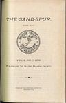 Sandspur, Vol. 06, No. 01, 1900