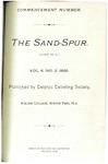 Sandspur, Vol. 06, No. 02, 1900