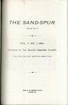 Sandspur, Vol. 07, No. 01, 1901